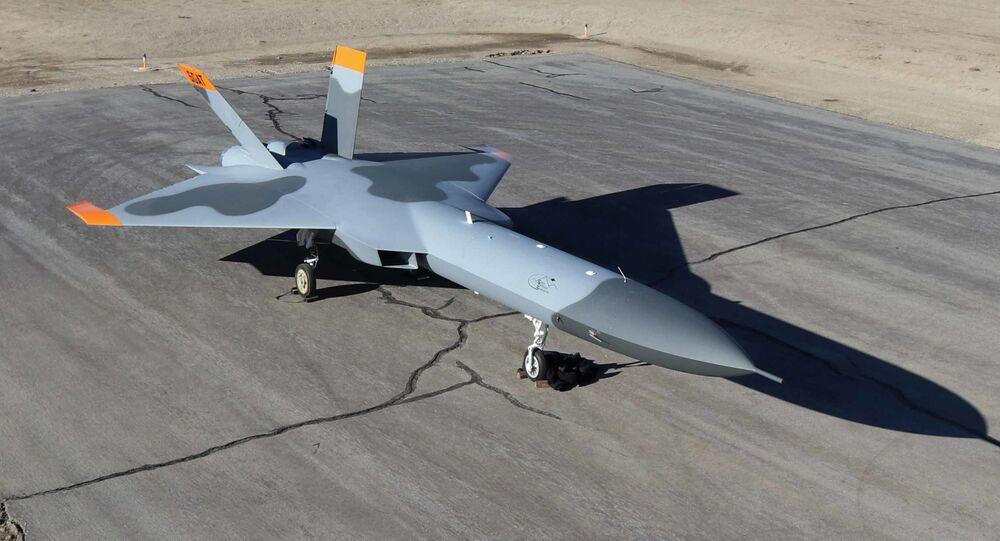 Drone-alvo aéreo de quinta geração (5GAT)