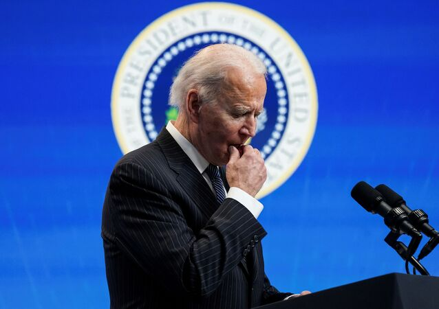 Presidente dos EUA Joe Biden (foto de arquivo)