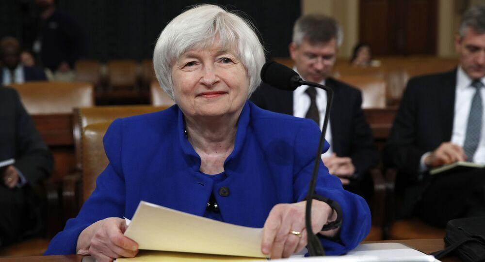 Janet Yellen, primeira mulher nomeada para ser secretária do Tesouro dos Estados Unidos