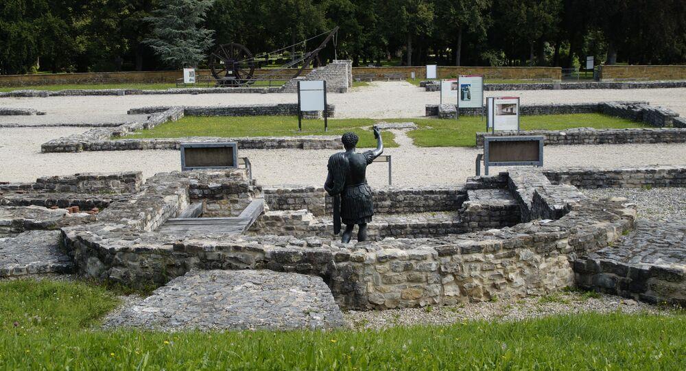 Museu romano (imagem referencial)