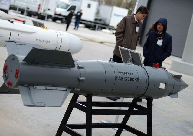 Bomba aérea inteligente KAB-500S-E