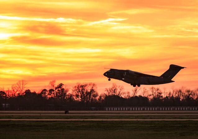 Avião KC-390 Millennium