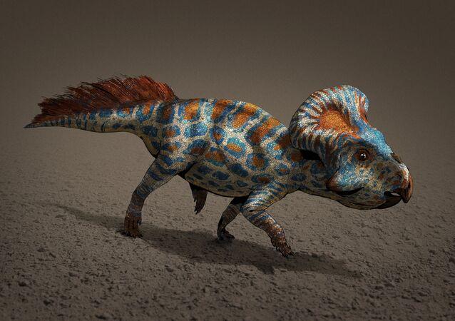Protoceratops (ilustração artística)