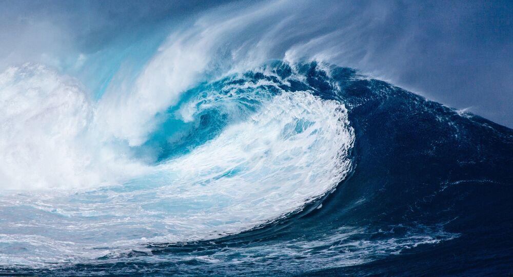 Tempestade (imagem referencial)