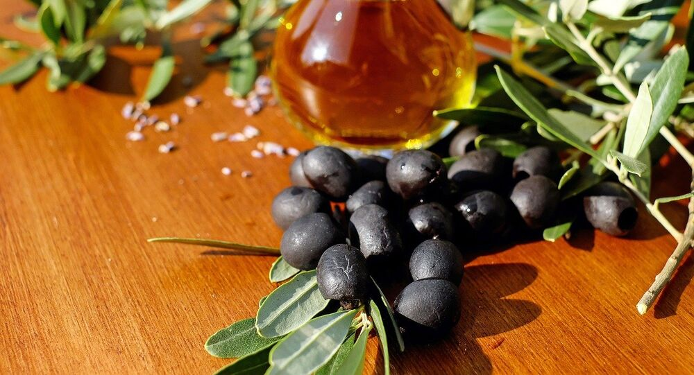 Azeite de oliva (imagem referencial)