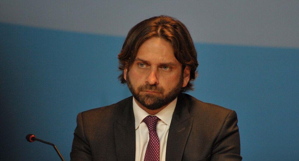 José Vicente Santini, então secretário-executivo da Casa Civil no dia 6 de novembro de 2019