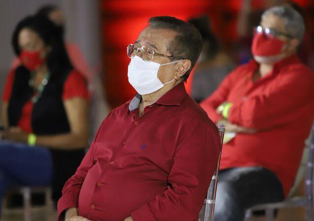 Fotos de arquivo do senador paraibano José Targino Maranhão (MDB) na cidade de Campina Grande
