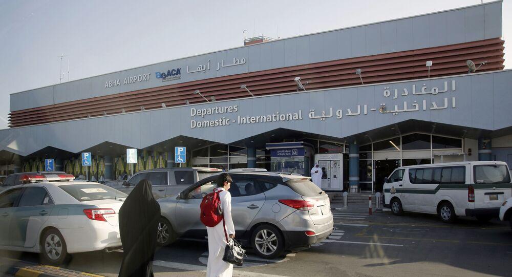 Aeroporto Internacional de Abha
