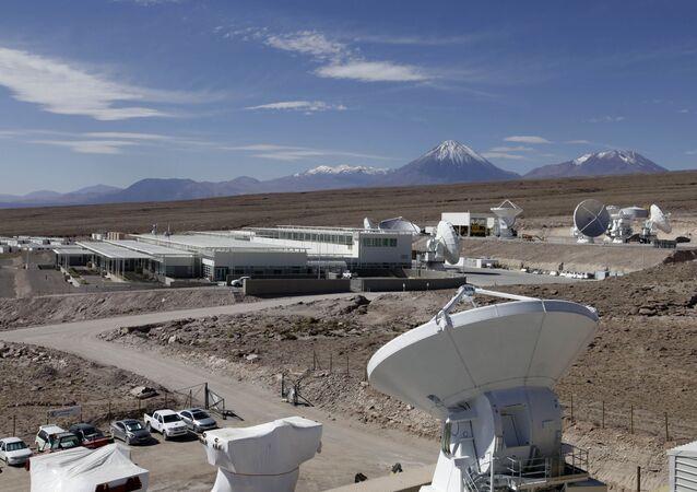 Observatório Chile II