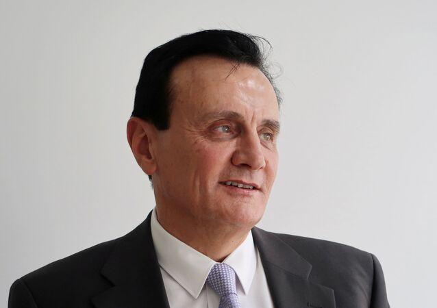 Pascal Soriot, presidente-executivo da companhia farmacêutica AstraZeneca