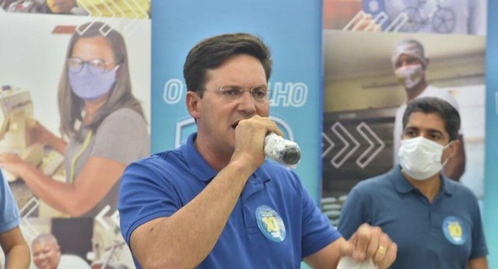 João Roma é o novo ministro da Cidadania de Bolsonaro.