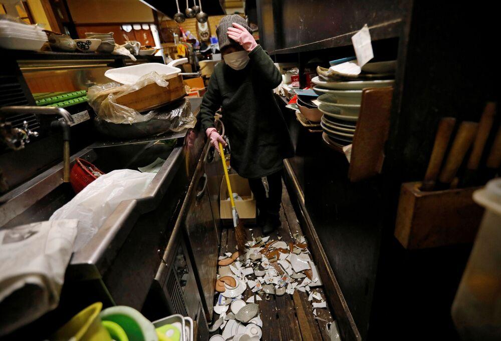 Consequências do terremoto na província de Fukushima, no Japão