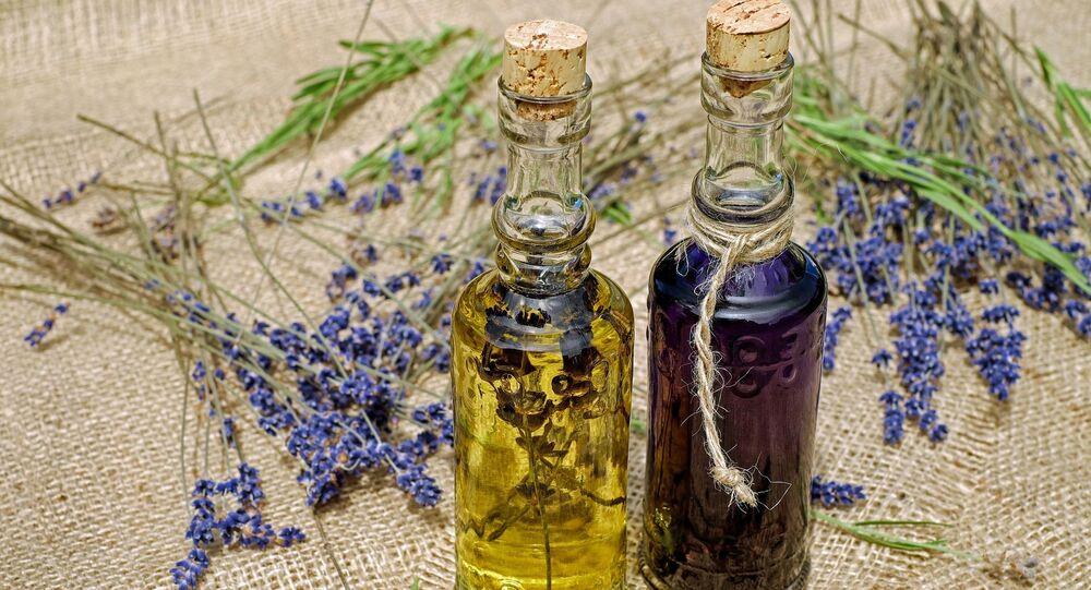 Perfumes frascos