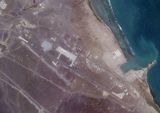 Base de Assab, Eritreia