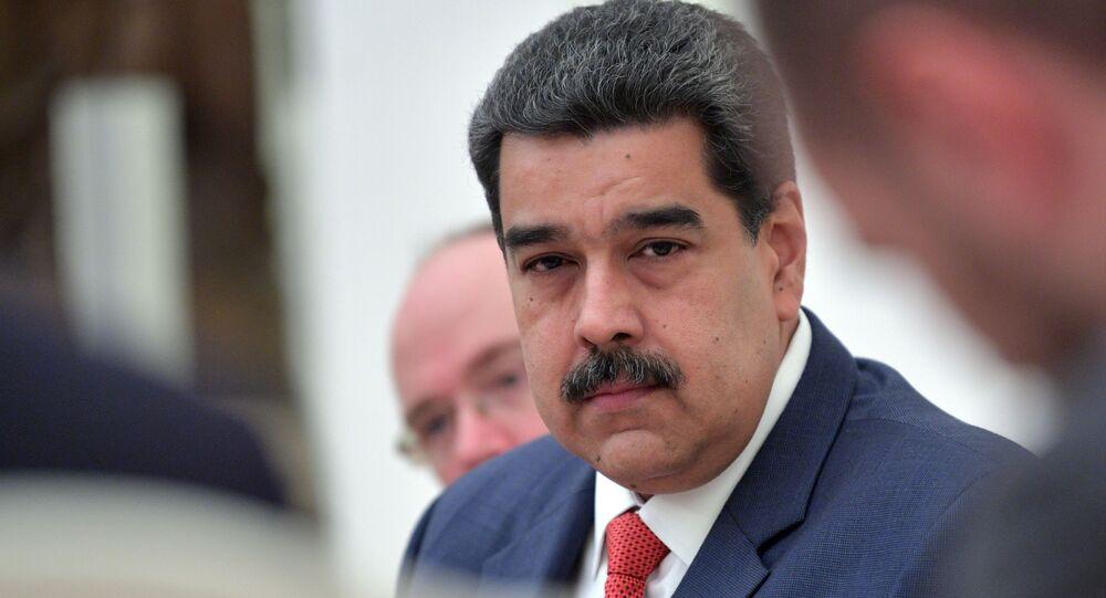 Presidente venezuelano, Nicolás Maduro