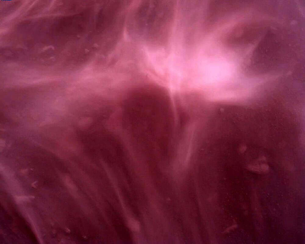 Superfície do Planeta Vermelho registrada pela câmera a bordo do rover Perseverance da NASA, 22 de fevereiro de 2021