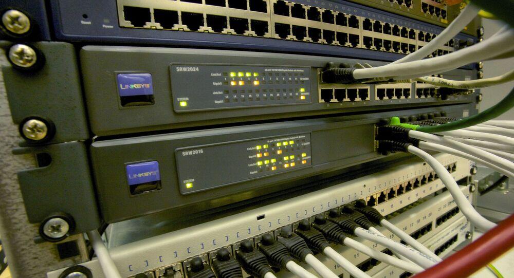 Sistema informático (imagem referencial)