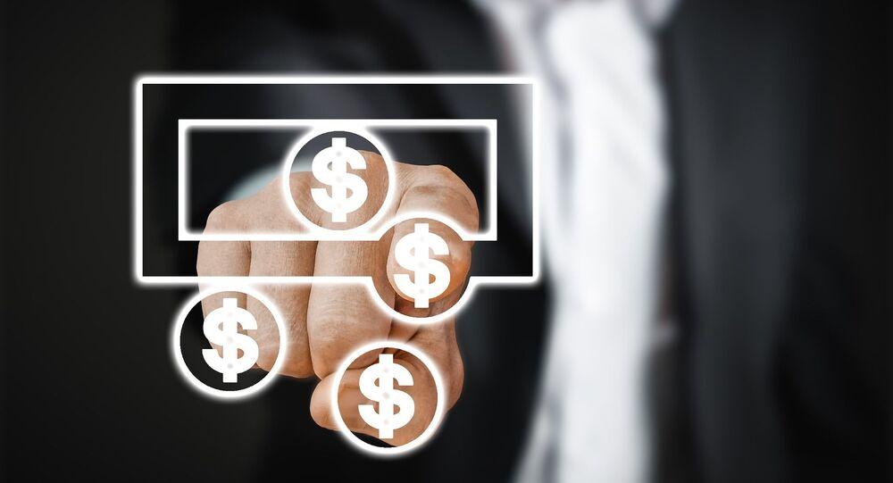 Dólar digital (imagem referencial)