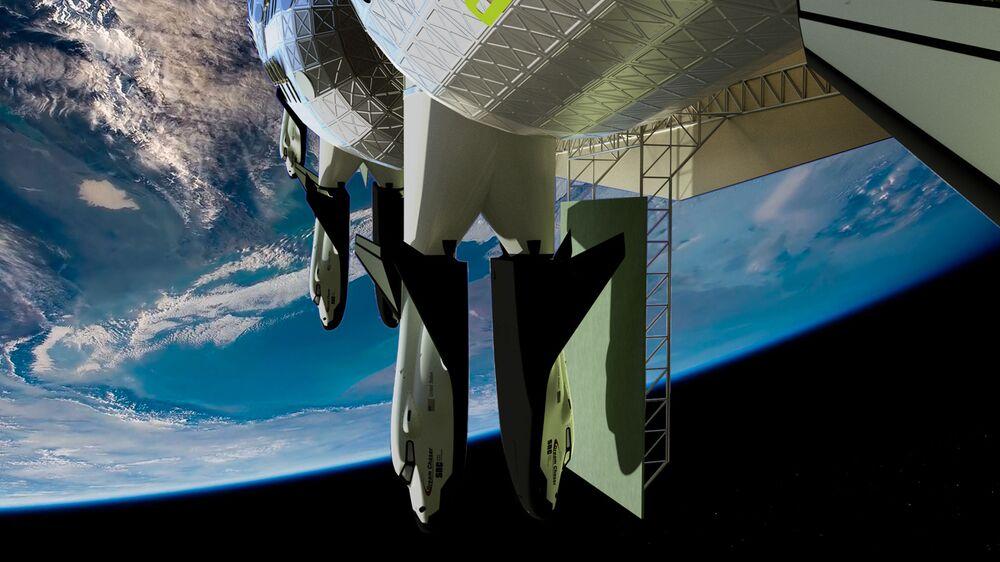 Estação Voyager será equipada com veículos de fuga de emergência