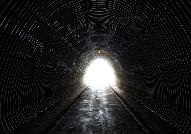 Túnel (imagem referencial)