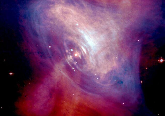 Supernova (imagem referencial)