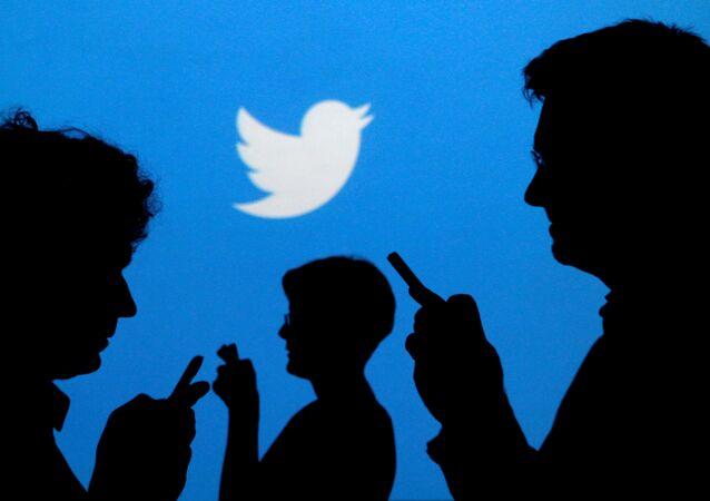 Logo do twitter (foto de arquivo)