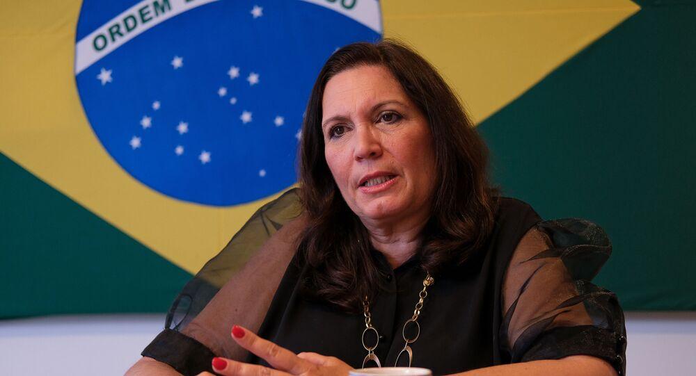 Deputada federal Bia Kicis (PSL-DF) é eleita presidente da CCJ da Câmara