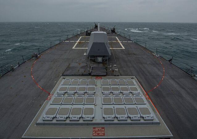 USS John Finn 10 de março de 2021