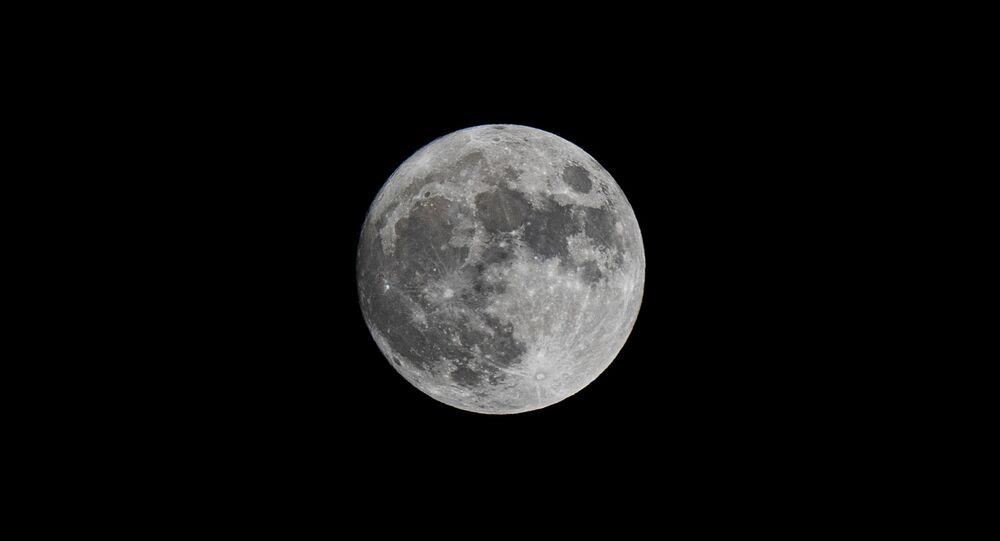 Lua (imagem referencial)