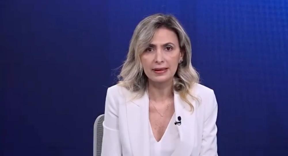 A médica Ludhmila Hajjar não aceitou o convite para ser ministra da Saúde do governo Bolsonaro, no dia 15 de março de 2021.