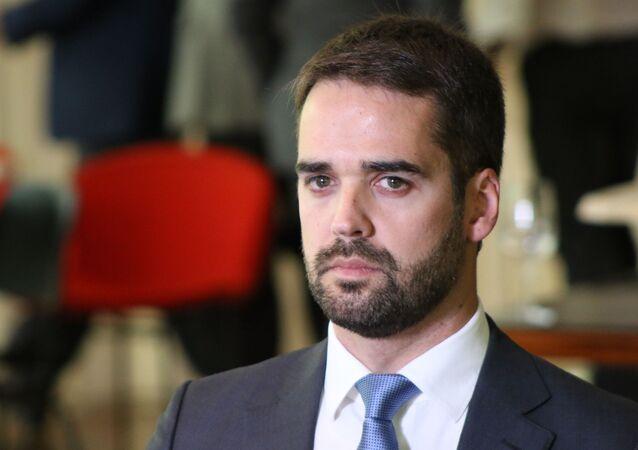 Eduardo Leite, governador do Rio Grande do Sul, no dia 30 de janeiro de 2019