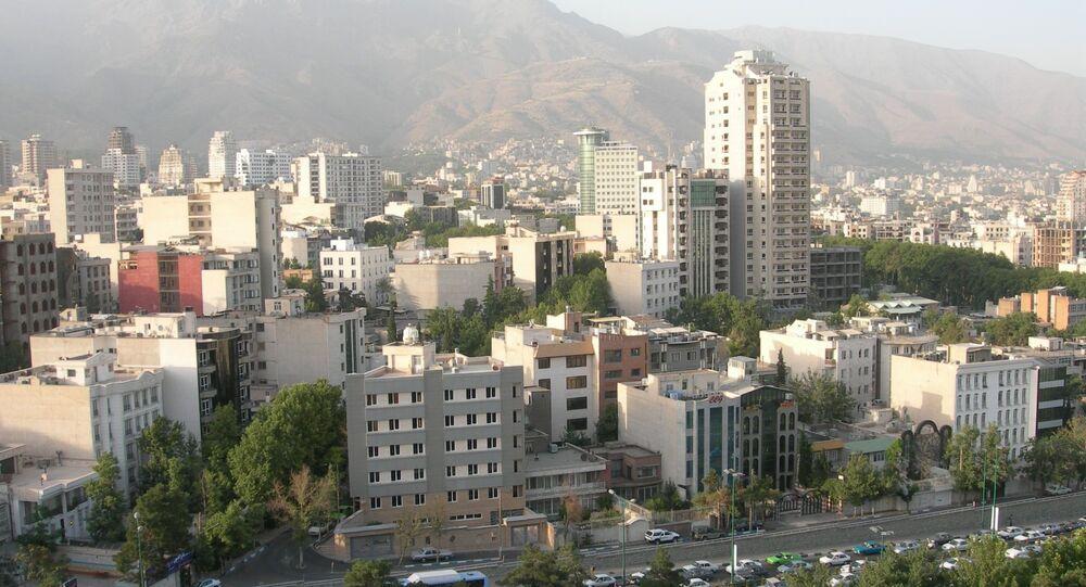 Teerã (imagem referencial)