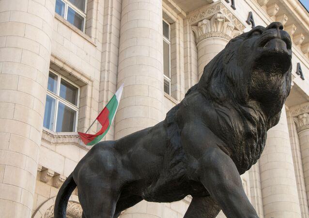 Palácio em Sófia, Bulgária (imagem referencial)