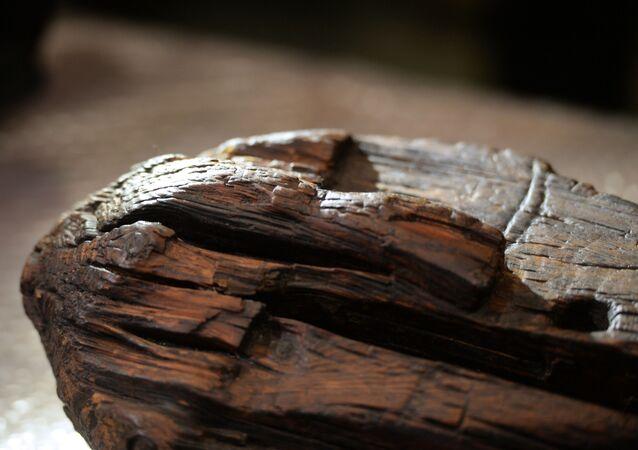 Shigir Idol pode ter sido esculpido há uns 12.100 anos