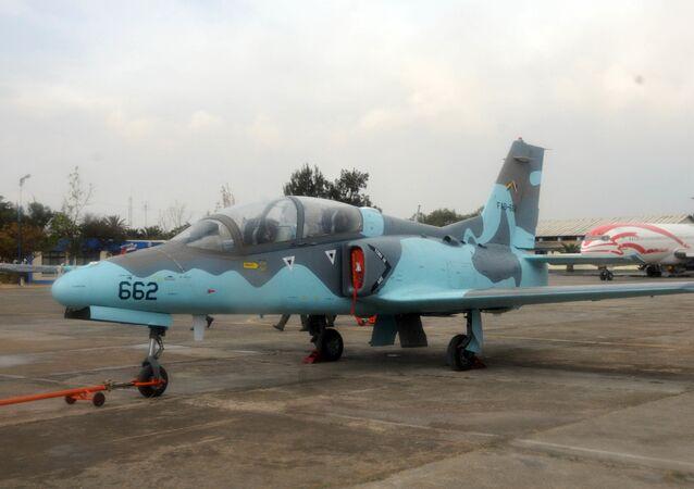 Caça K8, da Força Aérea Boliviana
