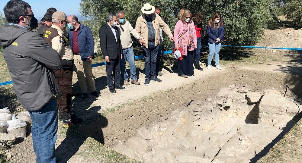 Fazenda romana do século IV é descoberta na Espanha