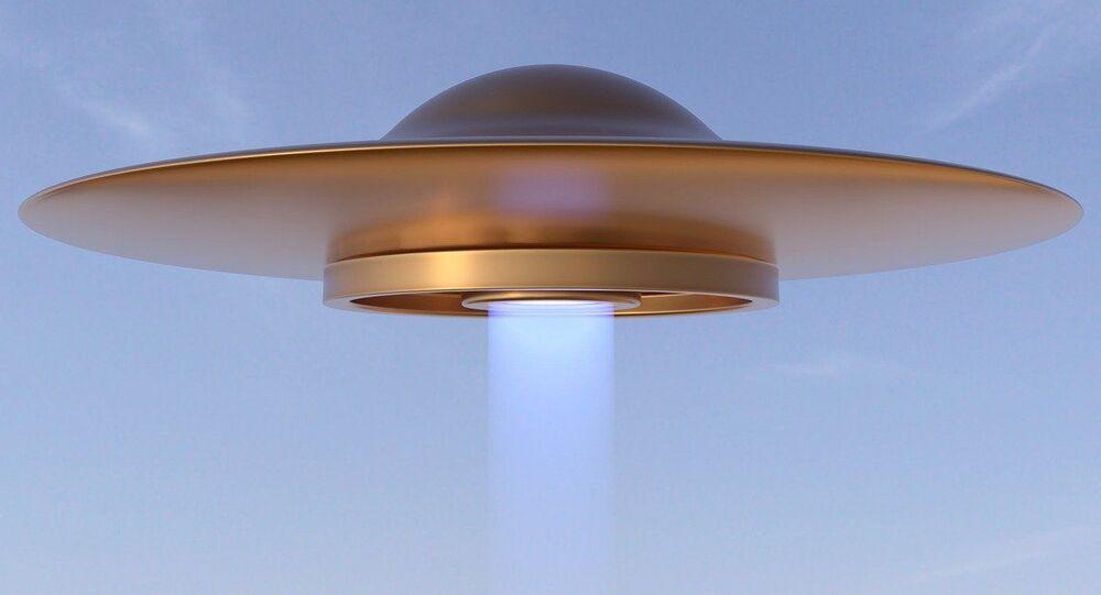 OVNI (imagem ilustrativa)