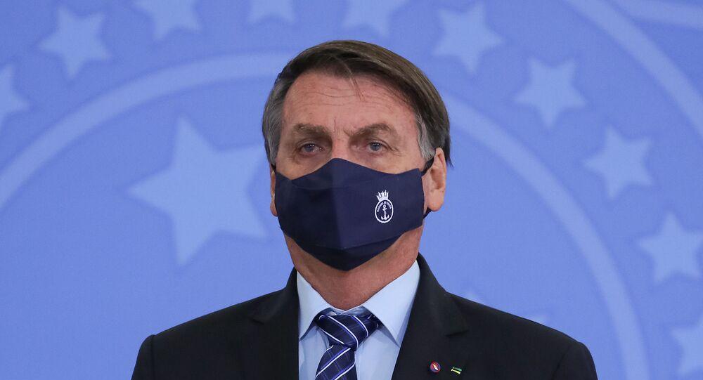 O presidente Jair Bolsonaro trocou o comando de seis ministérios na segunda-feira dia 29 de março de 2021