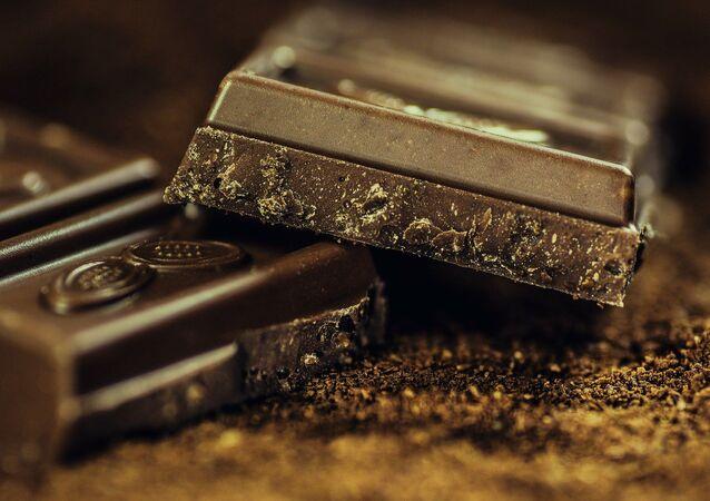Barras de chocolate (imagem referencial)