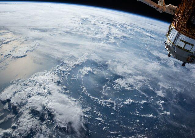 Estação Espacial Internacional (imagem de arquivo)