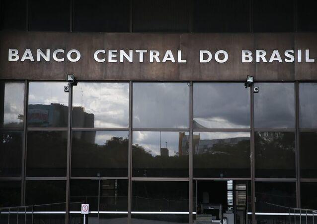 Sede do Banco Central do Brasil no Setor Bancário Norte, Brasília.