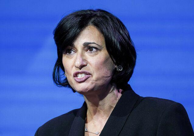 Rochelle Walensky, diretora dos diretora dos Centros de Controle e Prevenção de Doenças (CDC, na sigla em inglês) dos EUA