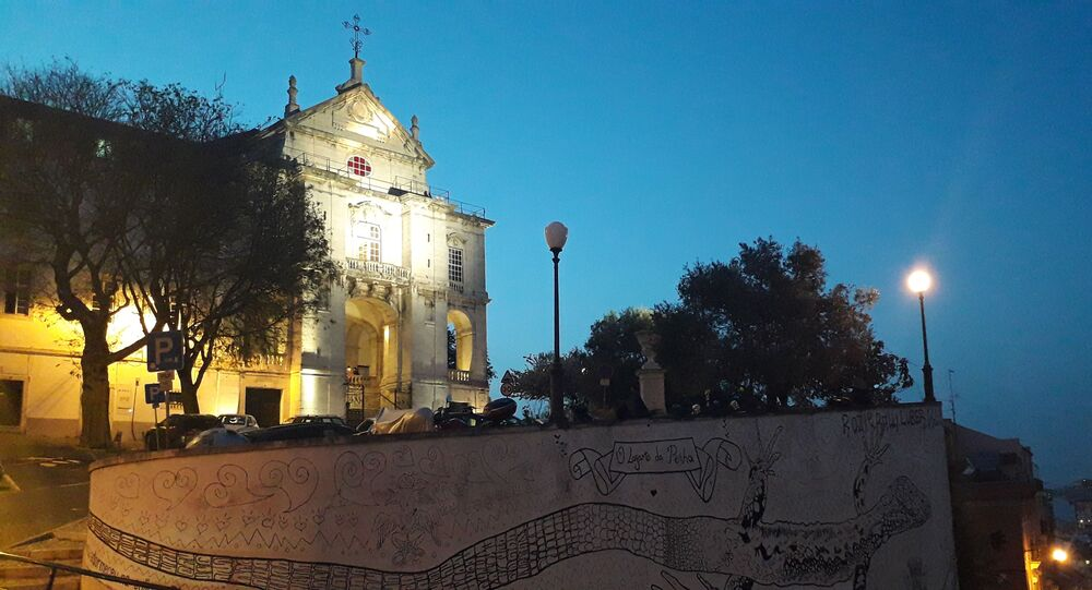 Igreja de Nossa Senhora da Penha de França, em Lisboa
