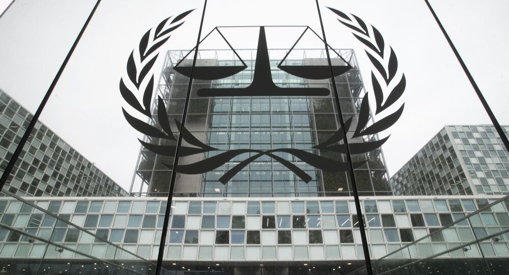 Tribunal Penal Internacional (TPI), em Haia, Holanda