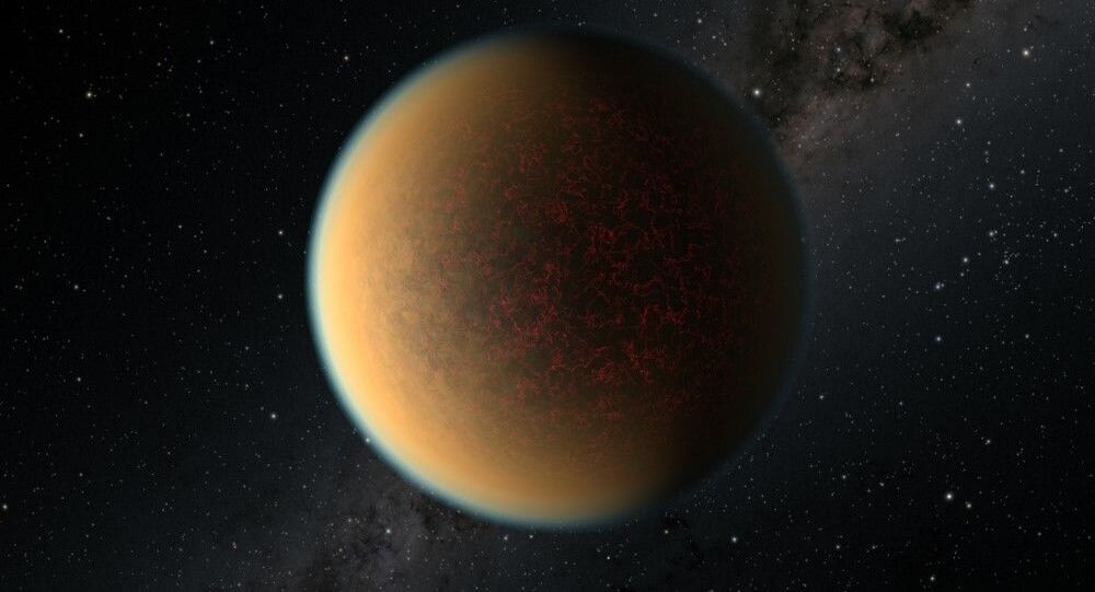 Exoplaneta (ilustração)