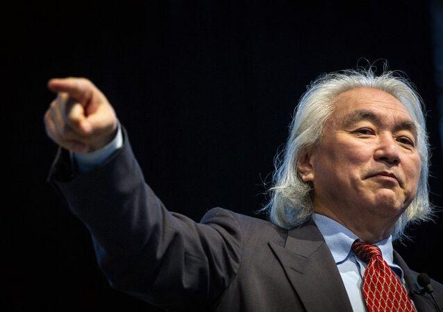 Michio Kaku (foto de arquivo)