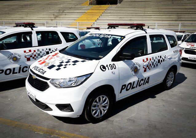 Viaturas para a Polícia Militar em todo o Estado de São Paulo
