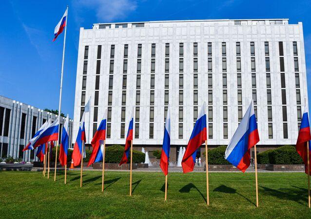 Embaixada da Rússia em Washington, EUA
