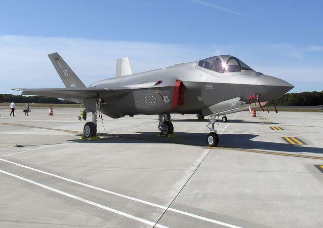 Caça F-35 dos EUA