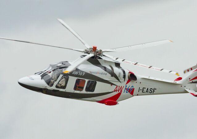 Helicóptero AgustaWestland AW169